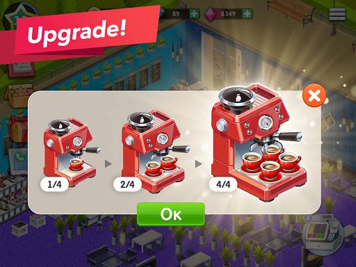 My Cafe Restaurant Game. Serve amp Manage v2021.6.3 screenshots 12