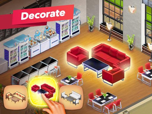 My Cafe Restaurant Game. Serve amp Manage v2021.6.3 screenshots 14