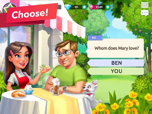My Cafe Restaurant Game. Serve amp Manage v2021.6.3 screenshots 15