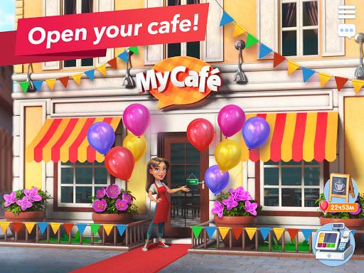 My Cafe Restaurant Game. Serve amp Manage v2021.6.3 screenshots 17