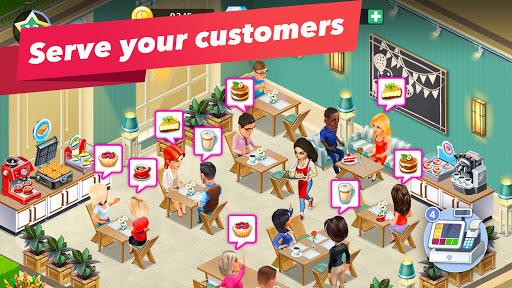 My Cafe Restaurant Game. Serve amp Manage v2021.6.3 screenshots 2