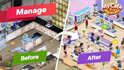 My Cafe Restaurant Game. Serve amp Manage v2021.6.3 screenshots 5