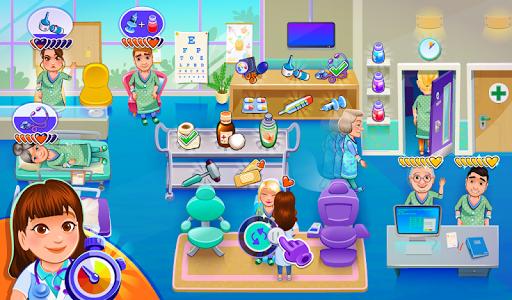 My Hospital Doctor Game v screenshots 13