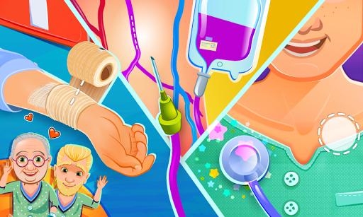 My Hospital Doctor Game v screenshots 2