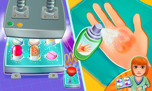 My Hospital Doctor Game v screenshots 4