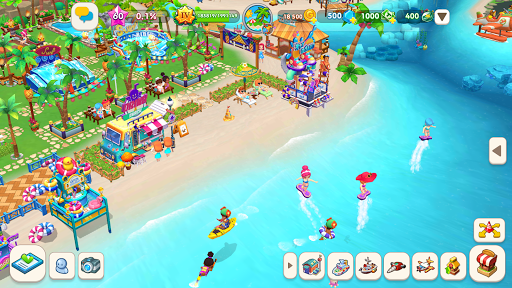 My Little Paradise Island Resort Tycoon v2.11.0 screenshots 15