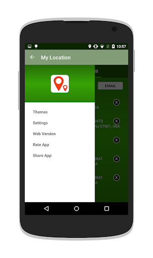 My Location – Where Am I v1.15 screenshots 10