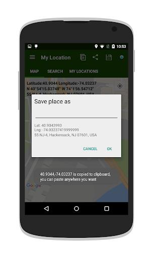 My Location – Where Am I v1.15 screenshots 8