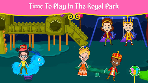 My Princess Town – Doll House Games for Kids v2.4 screenshots 10