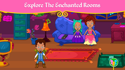 My Princess Town – Doll House Games for Kids v2.4 screenshots 12
