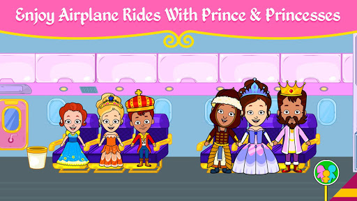 My Princess Town – Doll House Games for Kids v2.4 screenshots 16