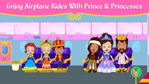 My Princess Town – Doll House Games for Kids v2.4 screenshots 2