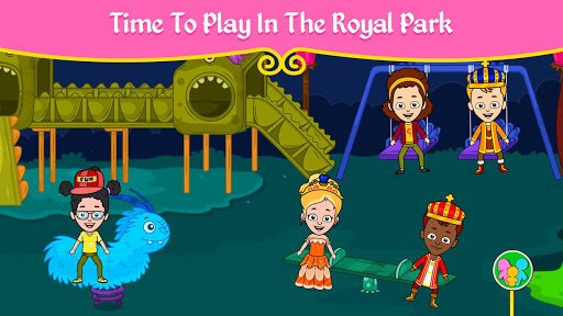 My Princess Town – Doll House Games for Kids v2.4 screenshots 3