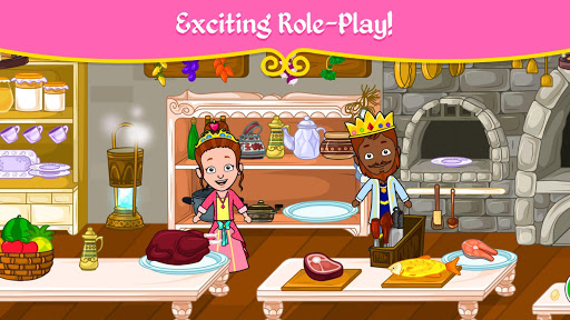 My Princess Town – Doll House Games for Kids v2.4 screenshots 6