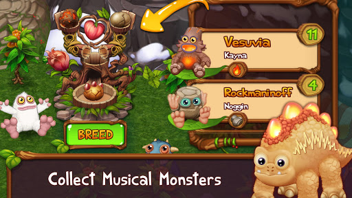 My Singing Monsters Dawn of Fire v2.6.2 screenshots 1