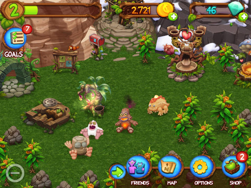 My Singing Monsters Dawn of Fire v2.6.2 screenshots 12