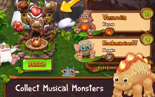 My Singing Monsters Dawn of Fire v2.6.2 screenshots 13
