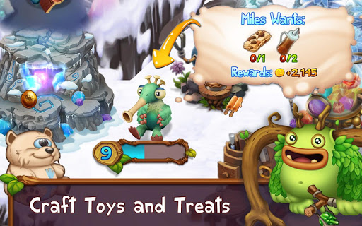 My Singing Monsters Dawn of Fire v2.6.2 screenshots 14
