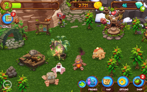 My Singing Monsters Dawn of Fire v2.6.2 screenshots 18