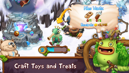 My Singing Monsters Dawn of Fire v2.6.2 screenshots 2