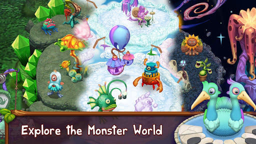 My Singing Monsters Dawn of Fire v2.6.2 screenshots 4