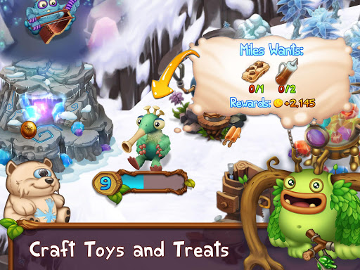 My Singing Monsters Dawn of Fire v2.6.2 screenshots 8