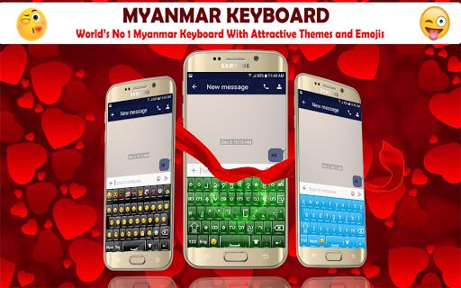 Myanmar Keyboard 2020 Myanmar Language Keyboard v2.0 screenshots 6