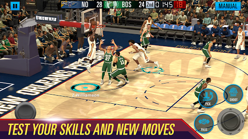NBA 2K Mobile Basketball v2.20.0.6056209 screenshots 11