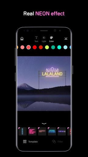 NEON GIFTEXT Video Effects v2.0.2 screenshots 6