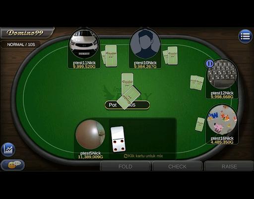 NEW Mango Domino 99 – QiuQiu v1.7.1.9 screenshots 4