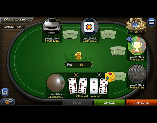 NEW Mango Domino 99 – QiuQiu v1.7.1.9 screenshots 5