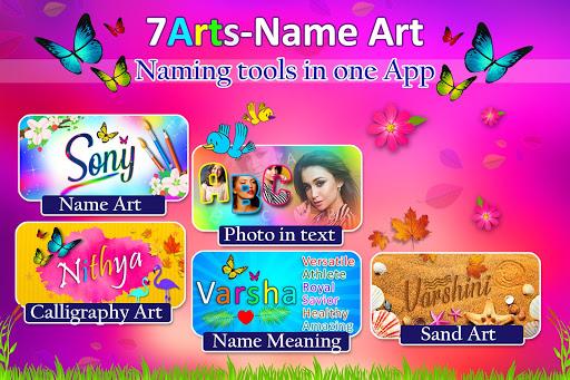 Name Art Photo Editor – 7Arts Focus n Filter 2021 v1.0.29 screenshots 17