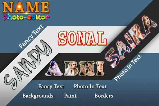 Name Art Photo Editor – FocusFilters v2.9 screenshots 5