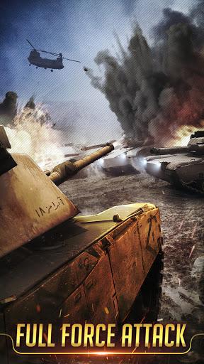 Nida Harb 3 Alliance Empire MMO Nuclear War v1.8.19 screenshots 2