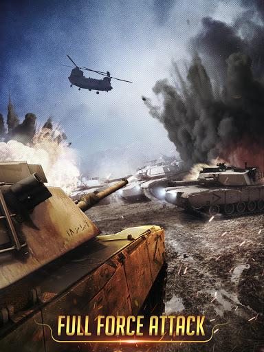 Nida Harb 3 Alliance Empire MMO Nuclear War v1.8.19 screenshots 4