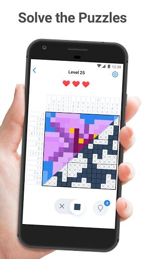Nonogram.com – Picture cross number puzzle v3.2.0 screenshots 1