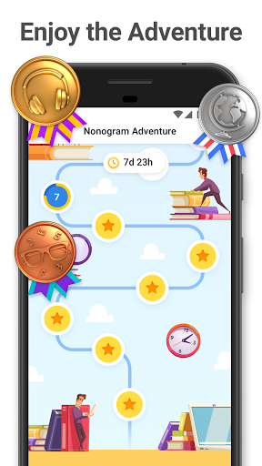 Nonogram.com – Picture cross number puzzle v3.2.0 screenshots 2