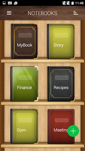 Notebooks v7.5 screenshots 14