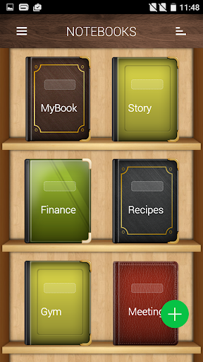 Notebooks v7.5 screenshots 2