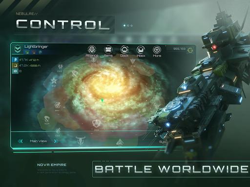 Nova Empire Space Commander Battles in Galaxy War v2.1.11 screenshots 17