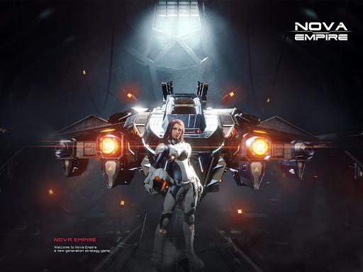Nova Empire Space Commander Battles in Galaxy War v2.1.11 screenshots 6