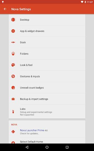 Nova Launcher v6.2.18 screenshots 6