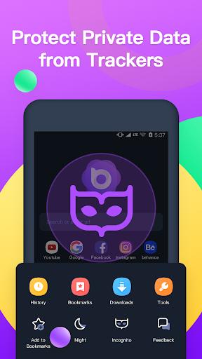 Nox Browser – Fast amp Safe Web Browser Privacy v2.6.11 screenshots 2