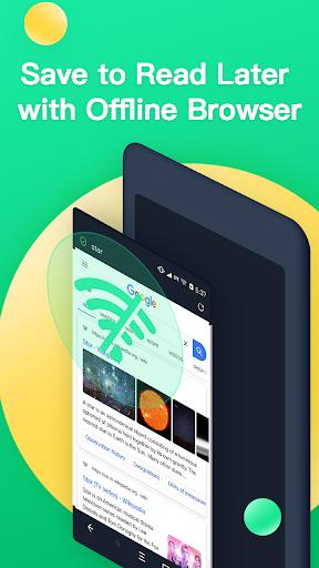 Nox Browser – Fast amp Safe Web Browser Privacy v2.6.11 screenshots 4