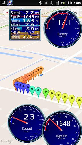OBD Driver Free OBD2ampELM327 v1.00.44 screenshots 15