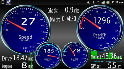 OBD Driver Free OBD2ampELM327 v1.00.44 screenshots 19