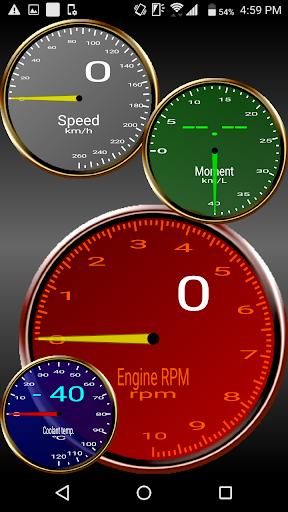 OBD Driver Free OBD2ampELM327 v1.00.44 screenshots 20