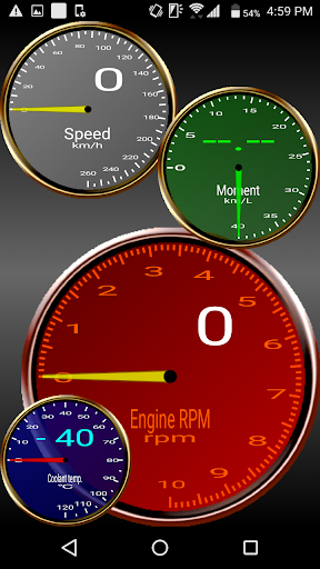 OBD Driver Free OBD2ampELM327 v1.00.44 screenshots 4
