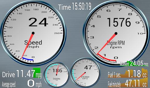 OBD Driver Free OBD2ampELM327 v1.00.44 screenshots 8