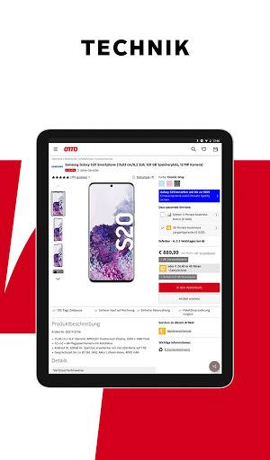 OTTO – Shopping fr Elektronik Mbel amp Mode v10.14.0 screenshots 17